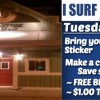 "Municipal elections are coming up next week, giving YOU the chance to make a change to better our coastal environment. As a thanks to everybody who gets out there and votes, our buddies at King Neptune Wrightsville Beach are hooking it up for you! Swing in to King Neptunes on 11/5 for $1.00 TACOS as well as a FREE BEER for anybody that brings in their ""I Voted"" sticker! The specials start up at 5:00pm! Free beer, dollar tacos and a clean coastal environment? Let's do this. Not sure who to vote for? Check out the environmental survey filled out by the candidates in the link below: http://capefear.surfrider.org/ Not registered yet? Hurry up! http://www.ncsbe.gov/content.aspx?ID=32 See you guys out there!"
